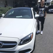 Mr. Wei: 2017 Mercedes-Benz C300 Coupe (VIN: WDDWJ4JB0HF58****)