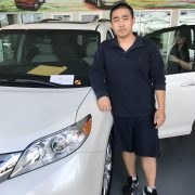 Mr. Zhan: 2017 Toyota Sienna (VIN: 5TDDZ3DC6HS1*****)