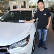 Mr. Wang: 2017 Toyota Camry Hybrid (VIN: 4T1BD1FK2HU2*****)
