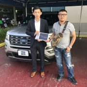 Mr. Sun: 2017 Ford Explorer (VIN: 1FM5K7D89HGC*****)