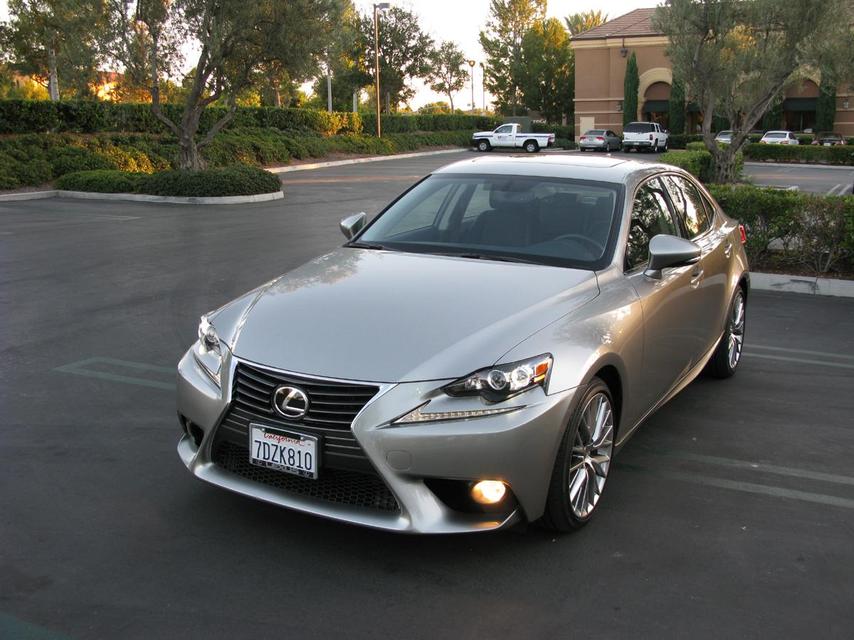 2016 lexus is sedan goes turbocharged is200t confirmed youwheel your car expert. Black Bedroom Furniture Sets. Home Design Ideas