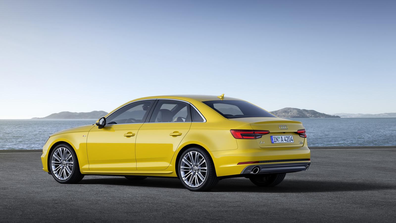 2017 Audi Rs4 Sedan