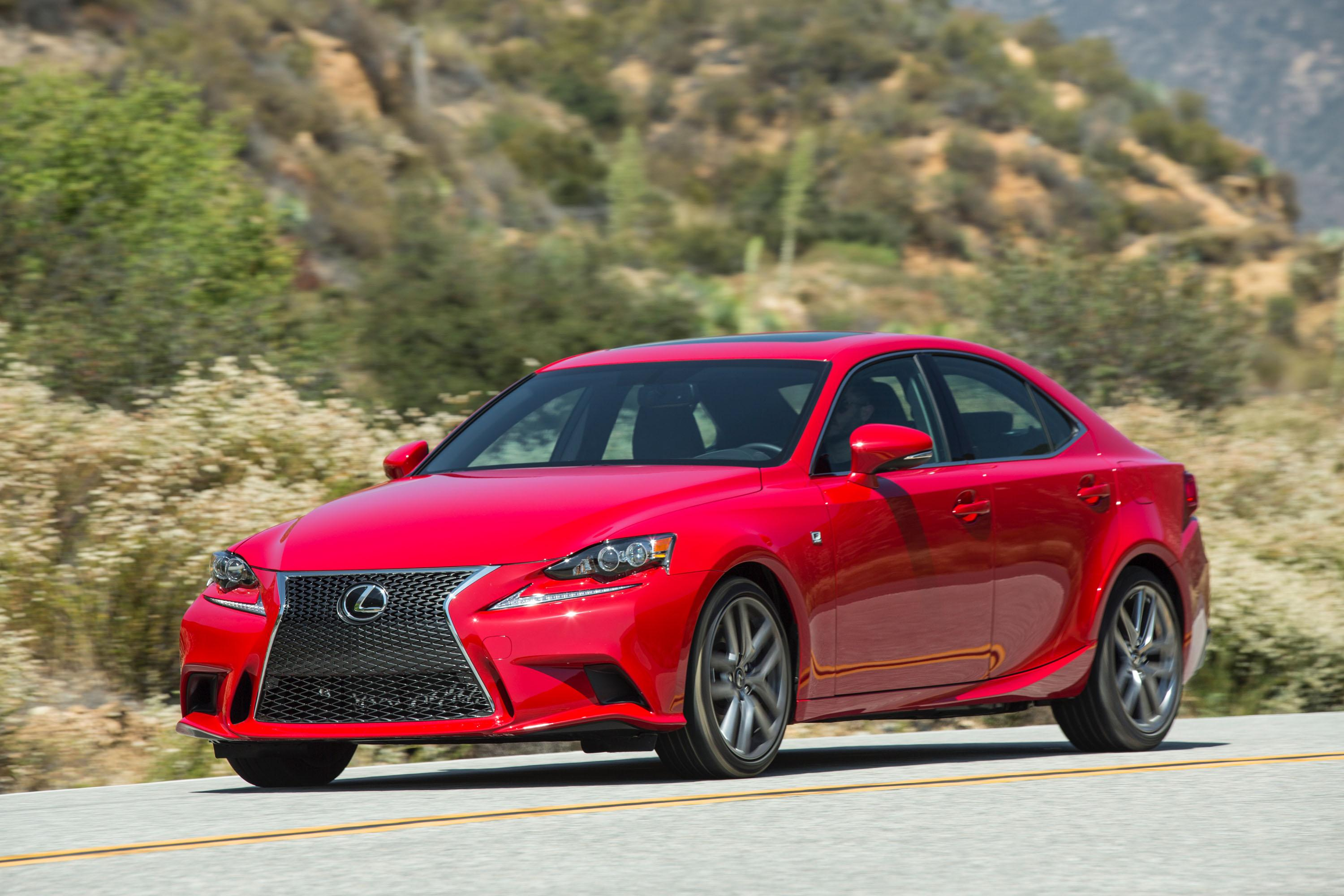 2016 lexus is 300 red 200 interior and exterior images. Black Bedroom Furniture Sets. Home Design Ideas