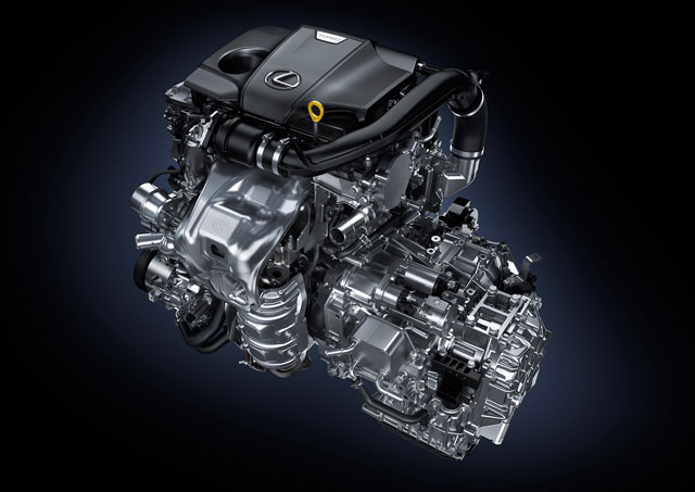Lexus Nx200t Turbo Engine To Get High Output Version Youwheel