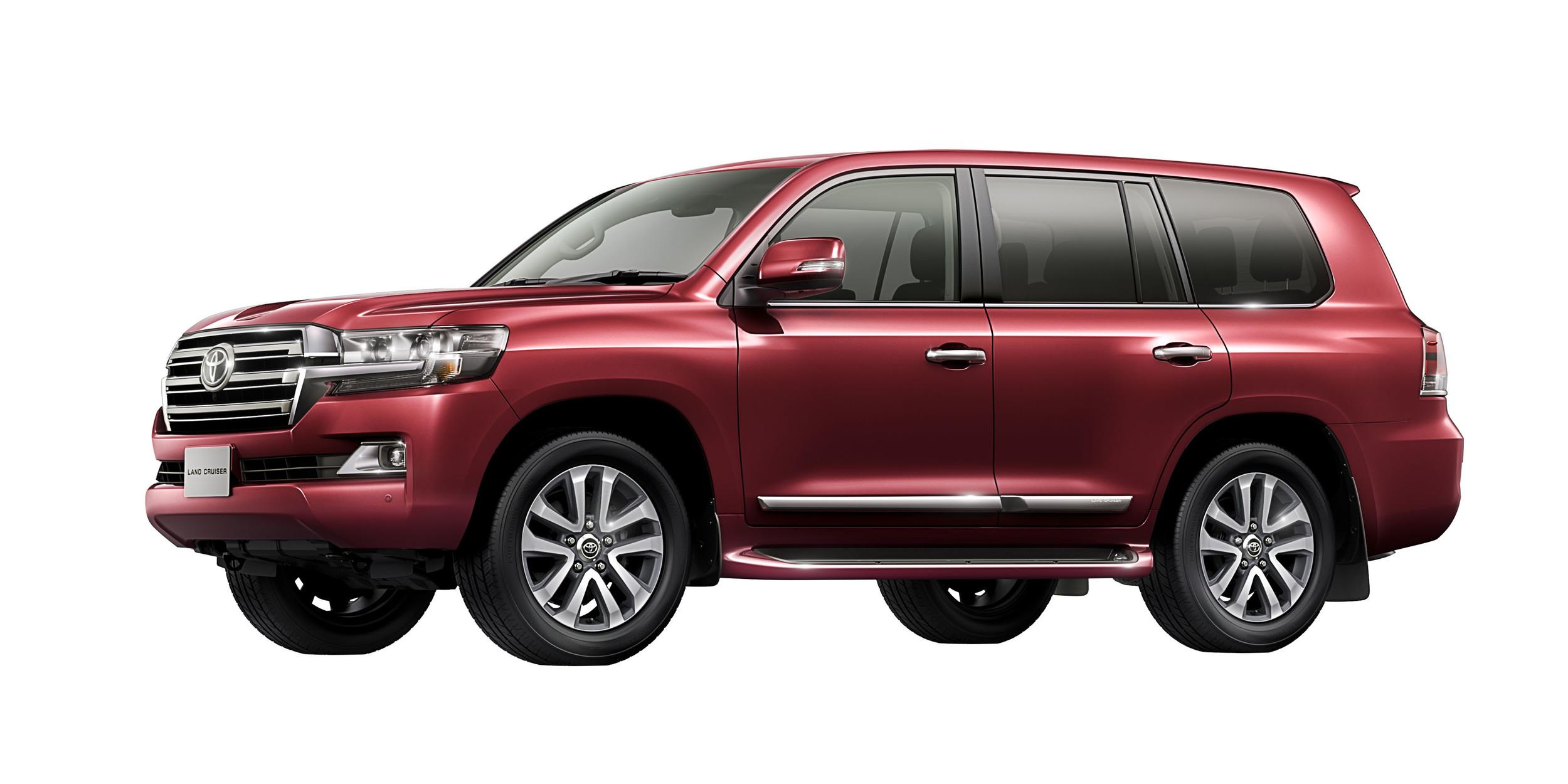 Facelifted 2016 Toyota Land Cruiser Announced | YouWheel ...