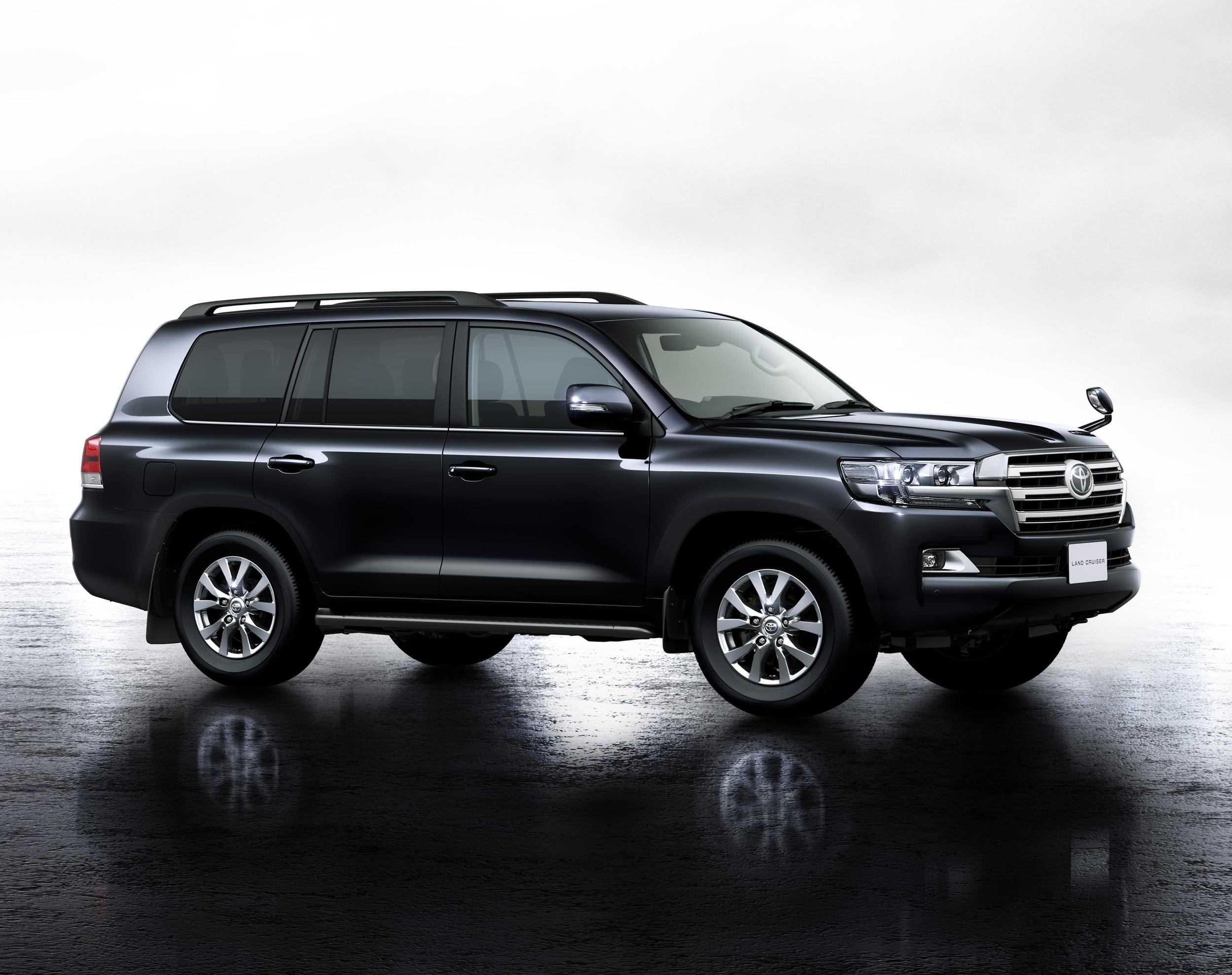 Facelifted 2016 Toyota Land Cruiser Announced Youwheel