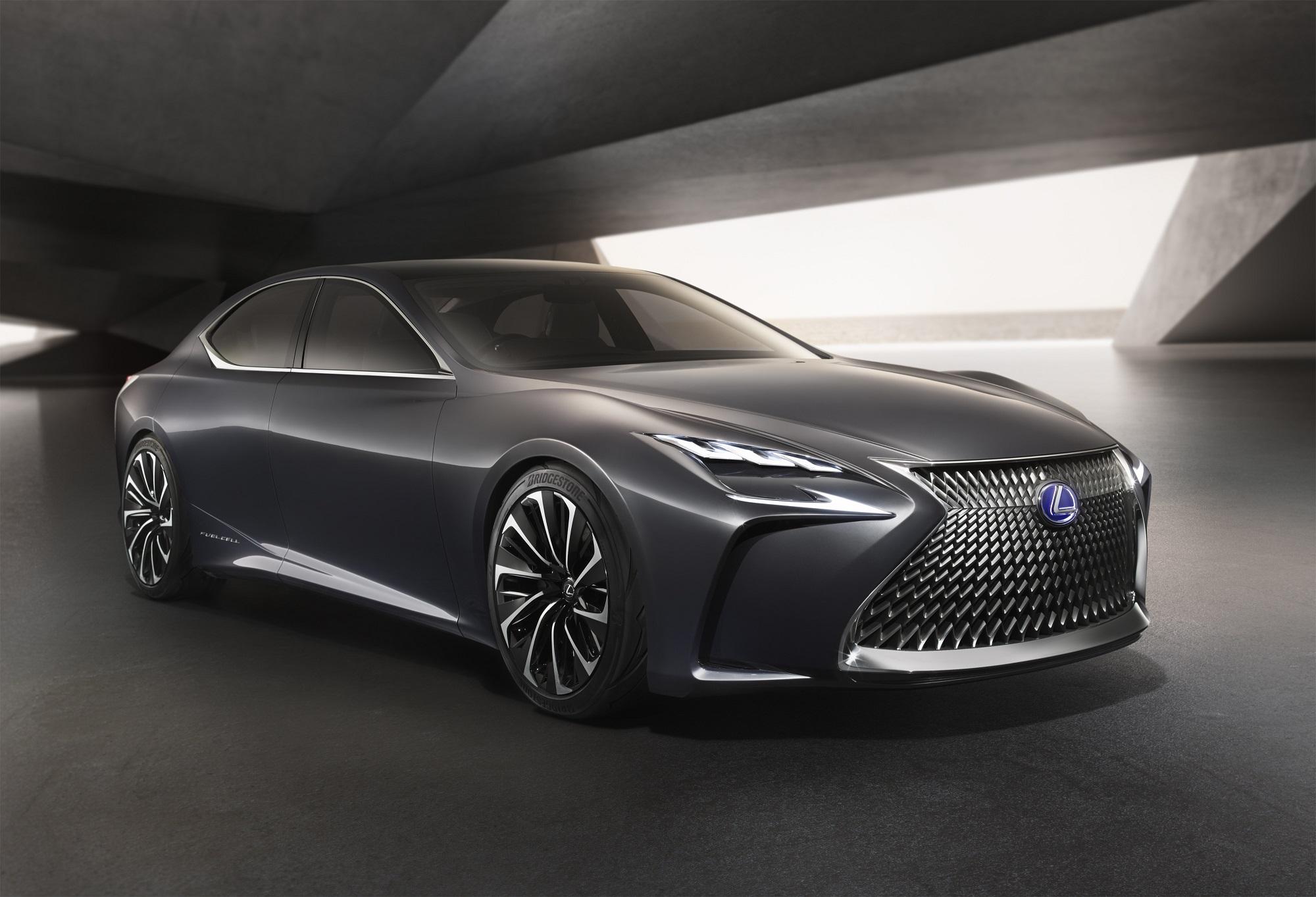 Latest Information: 2018 Lexus LS Flagship Sedan | YouWheel - Your Car ...
