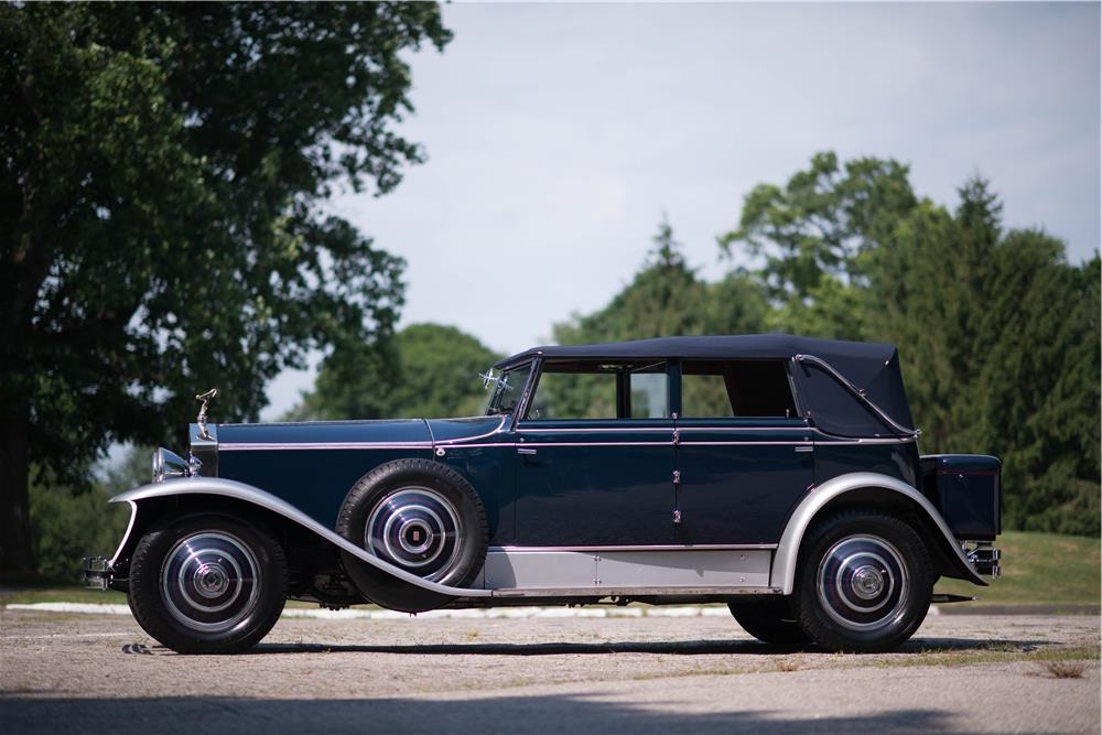 1930_Rolls-Royce_Phantom_Side_Profile