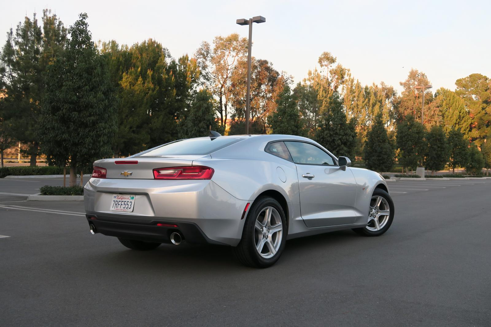 Road Tested: 2016 Chevrolet Camaro V6 | YouWheel - Your Car Expert