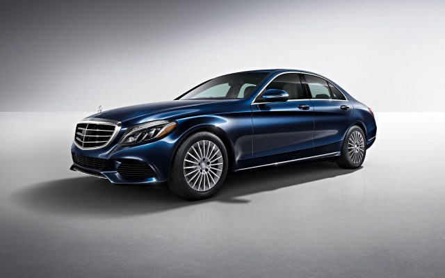 Drive A 2016 Mercedes C300 For Less Than 330 Month