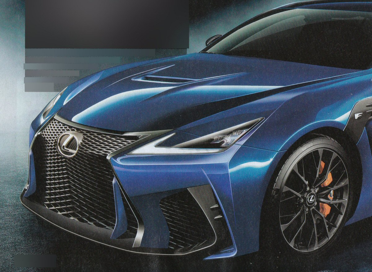 2019 Lexus GS Will Get Twin-Turbo V6 | YouWheel - Your Car Expert