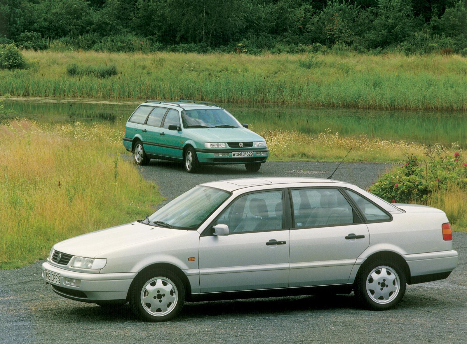 1993_Volkswagen_Passat