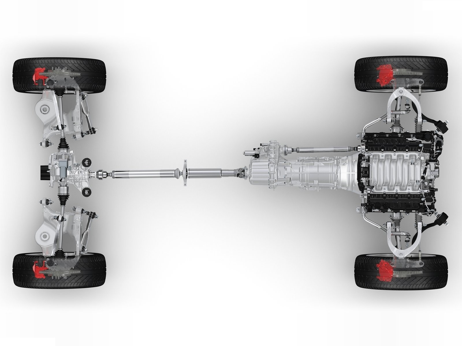 Land Rover AWD System Dissected: Range Rover, Range Rover Sport