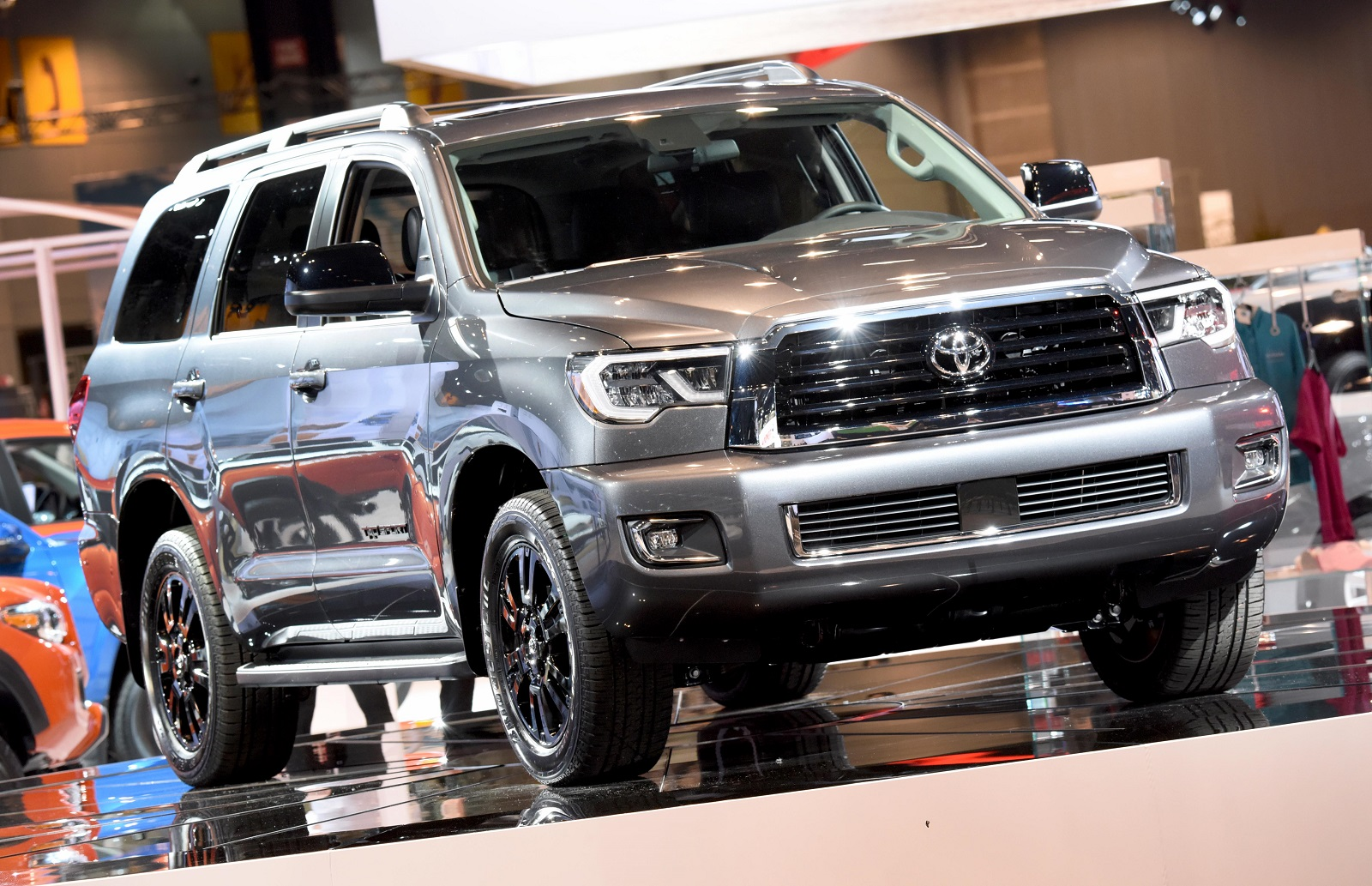 2018 Toyota Sequoia: Refreshed, Changes, TRD Sport, Price >> Mild Refresh Is Coming To The 2018 Toyota Sequoia Youwheel Your