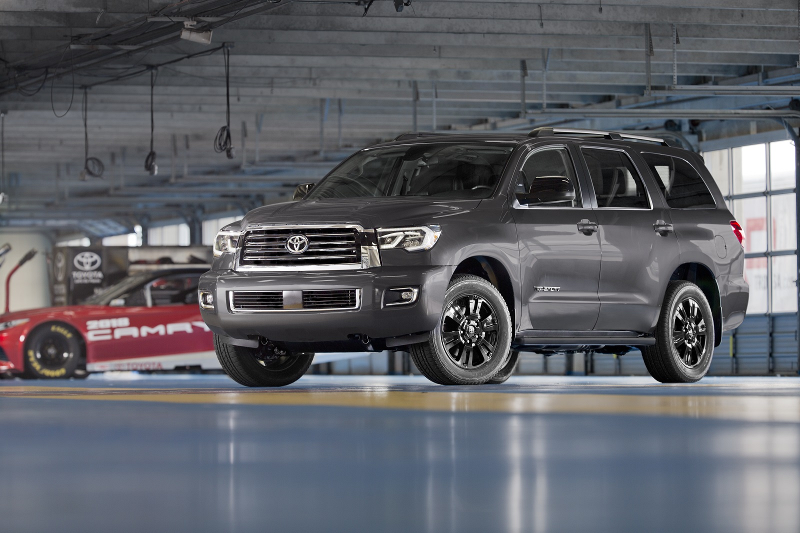 2018 Toyota Sequoia: Refreshed, Changes, TRD Sport, Price >> Mild Refresh Is Coming To The 2018 Toyota Sequoia Youwheel