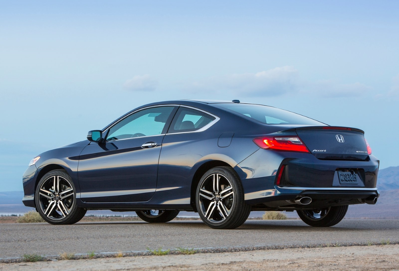 No More V6 and Coupe Version for the 2018 Honda Accord ...